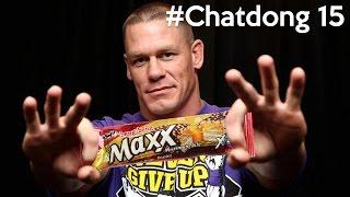 John Cena Makan Beng Beng - #Chatdong Part 15
