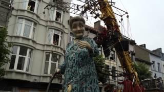 Royal de Luxe Reuzen in Antwerpen, 2015 #dereuzen (2)