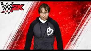 "WWE: ""Retaliation"" I Dean Ambrose's Theme Song + AE (Arena Effects)"