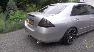 7th Gen JDM Honda Accord V6 Walkaround, Startup, Exhaust