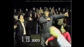 Табасаранская свадьба 2003 год. Аьгьмадимирин ялхъан