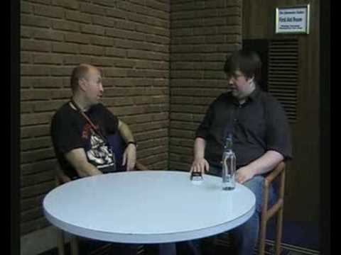 Interview with Simon Furman at Auto Assembly 2008.