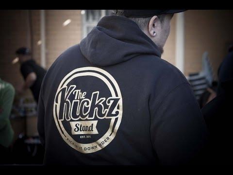 The Kickz Stand 2014 Swap Meet in Pyrmont (SYD)