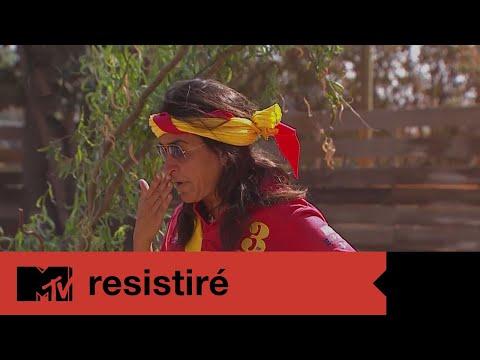 MTV Resistiré  Aída se desahogó luego de la expulsión de Dino