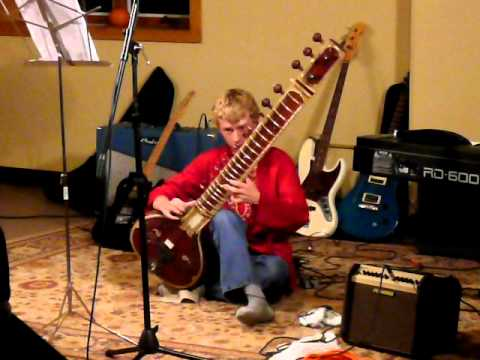 The Academy at Charlemont Open Mic - Sitar