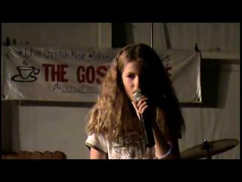 I Wanna Know How It Feels - Mckenzie George - Gospel Cafe