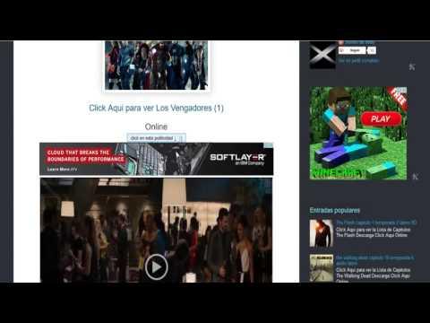 los vengadores la era de ultron audio latino HD