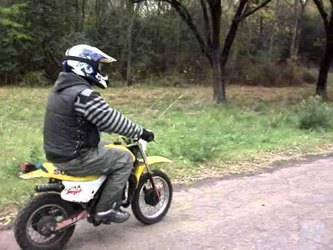 Pit Bike 140 y Suzuki ds80 en senderos