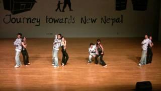 Nepali Remix Mix Max Dance Fusion