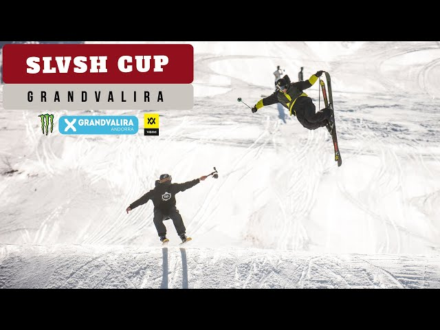 Semifinal 2    Colby Stevenson vs. Vincent Gagnier    SLVSH CUP GRANDVALIRA '19