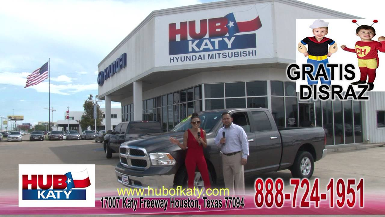 HUB Katy Hyundai Mitsubishi 10.16 - YouTube