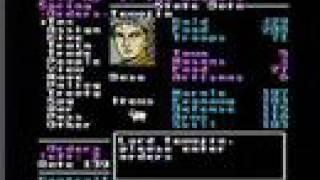 Genghis Khan - NES Gameplay