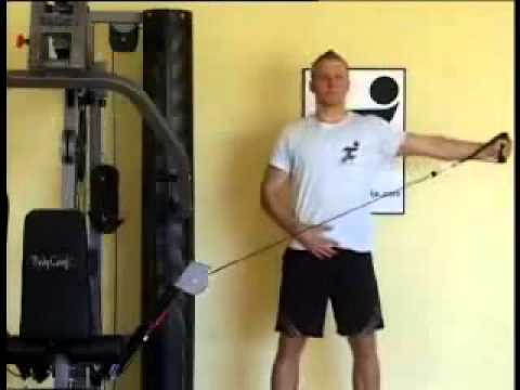 Body Craft Xpress Pro Home Gym Demonstration
