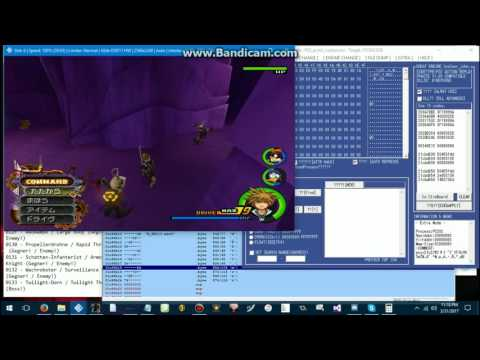 KH2FM Hacking Tutorial - MDLX/MSET Replacement and Spawn Limiter