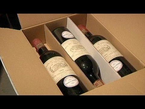Elysee vintage wine sale fetches over 700,000 euros