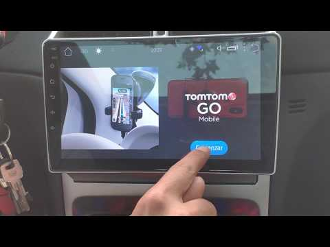 Instalación De Tomtom Go En Una Radio Android