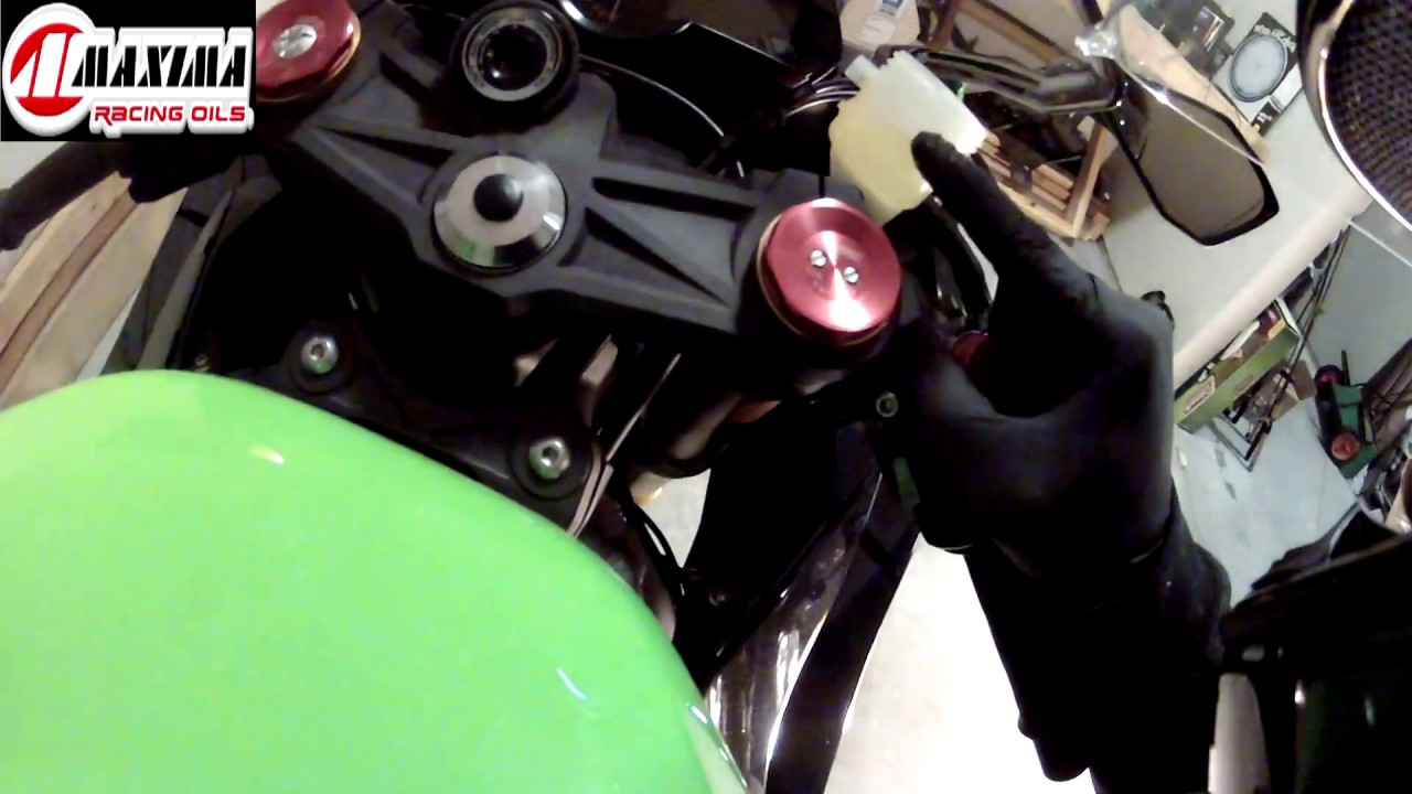 How To Flush Motorcycle Brake Fluid