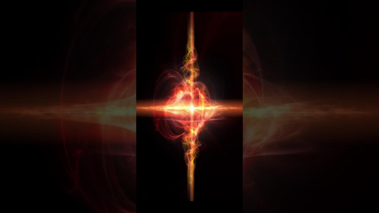 Orange AMOLED live wallpaper for Galaxy