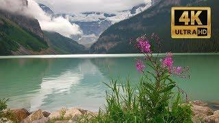 Explore the Canadian Rockies - Part 5 Lake Louise & Moraine Lake 4K UHD