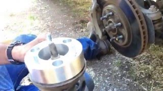 Nissan Xterra Rough Country Leveling Kit