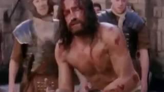 Трофим   песня Ты не бойся с видеокадром фильма Мела Гибсона Страсти Христовы