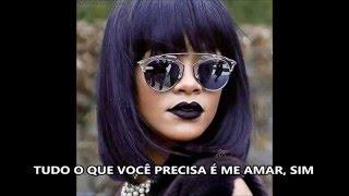 Rihanna - Love On The Brain (Tradução PT/BR)