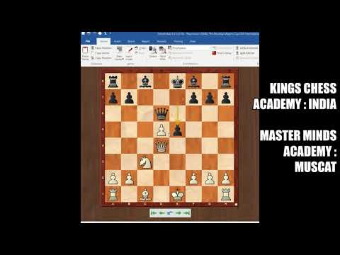 International Master Camp By Kings Chess Academy & Master Minds Academy by Srinath Rao