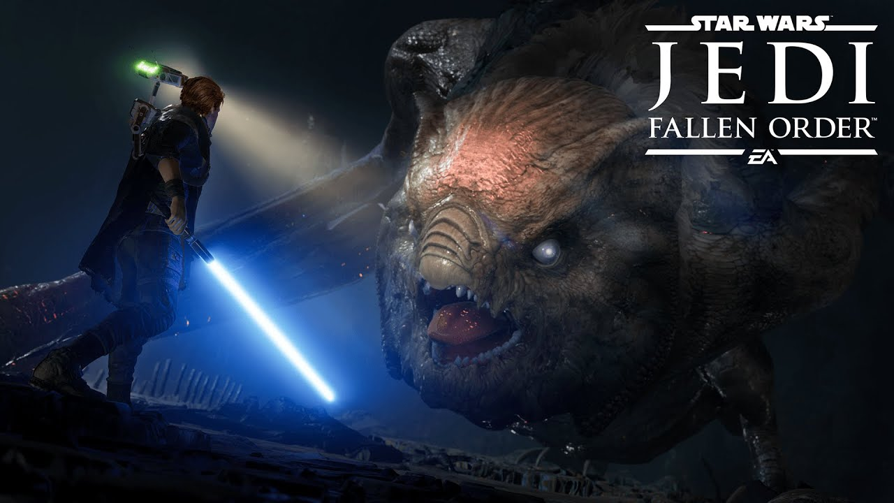 Star Wars Jedi: Fallen Order - Cal's Mission Trailer