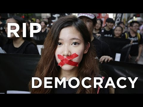 Democracy is Dead in Hong Kong   China Uncensored