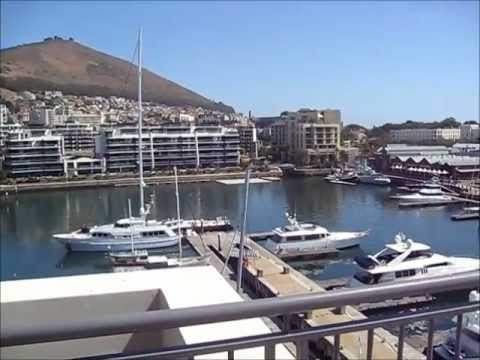 Penthouse Suite, Cape Grace Hotel, Cape Town, South Africa.wmv