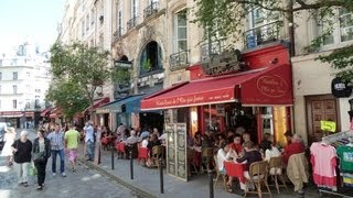 A walk in Saint-Germain-des-Prés in Paris - Travel to France with me and explore Paris!