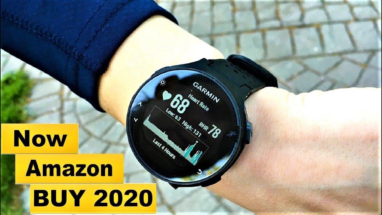Best Smart Watch 2020.Top 3 Best New Garmin Smart Watches Buy 2020 Top 3 Latest Garmin Smart Watches Buy 2020