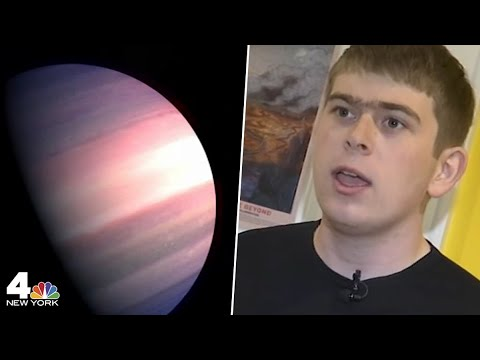 This Teen Just Discovered a WHOLE NEW PLANET! | News 4 Now