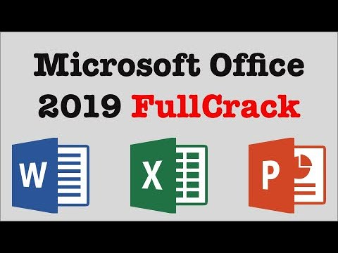 Microsoft Office 2019 Full Crack on MacOs  (100% FREE) – UPDATE 11-2019