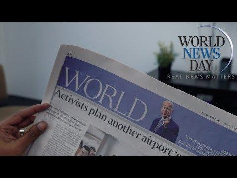 Real news matters | World News Day 2019