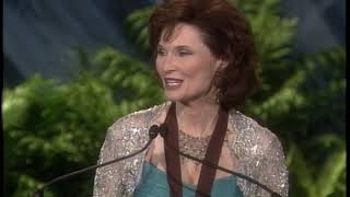 Jane Jayroe Gamble Acceptance Remarks at the Oklahoma Hall of Fame Ceremony