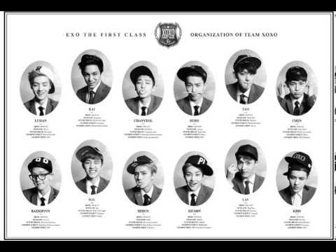 EXO - XOXO 10 - My Lady (Korean version)