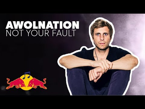 "AWOLNATION performs ""Not Your Fault"" at Red Bull Studio Sessions"