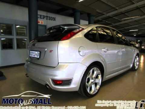 ford focus st hatchback 2008