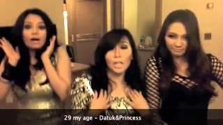 Remix Vicky Prasetyo 29 My Age + Goyang HOT Versi Dangdut by @Datuk&Princess