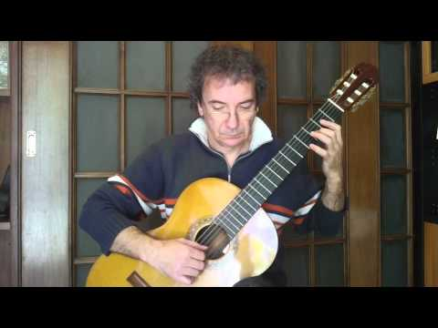 National Anthem of Russia (Classical Guitar Arrangement by Giuseppe Torrisi)