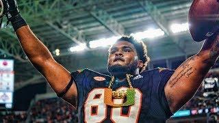 "RJ McIntosh Miami 2017 Season Highlights ᴴᴰ || ""Welcome to the New York Giants"""
