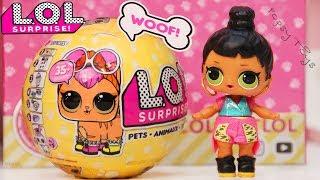 ЛОЛ 3 СЕРИЯ КУКЛЫ ПИТОМЦЫ LOL SURPRISE PETS Popsy Toys