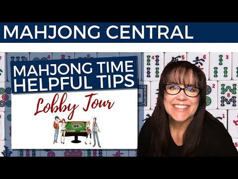 Mahjong Time Helpful Tips - Lobby Tour