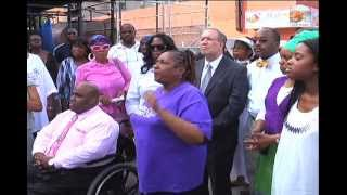 Harlem Speaks Out on Deadly Weekend Shooting