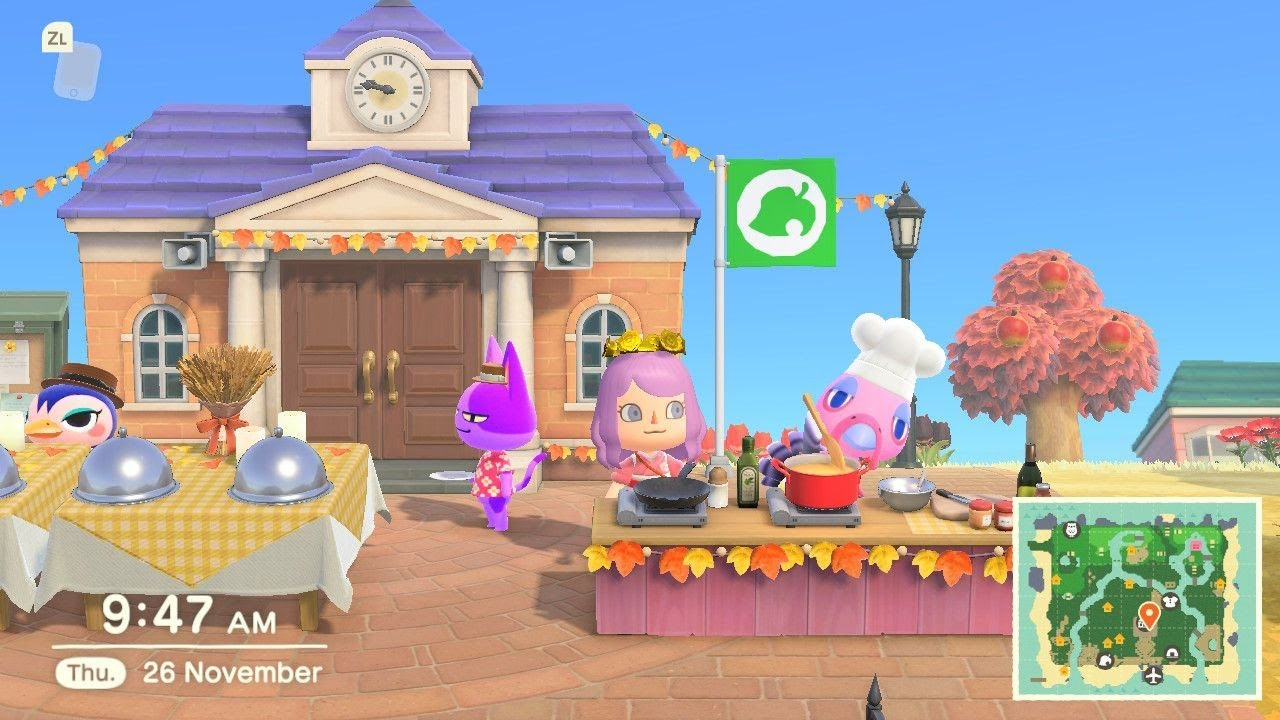 Every Turkey Day Ingredient Secret Ingredient And Rewards In New Horizons Explained Eurogamer Net Game News Other than making the episode where flats the flounder comes to spongebob's driving class and threatens to kick his. every turkey day ingredient secret