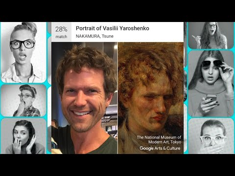 The Doctors Try Google's 'Art and Culture' Face-Matching App