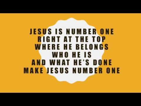 Jesus number 1