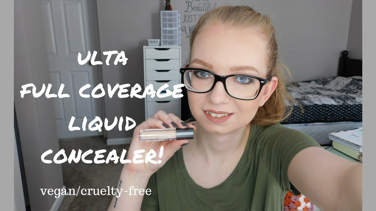 Full Coverage Liquid Concealer by ULTA Beauty #3