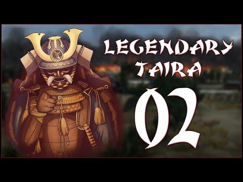 WAR ALL AROUND - Fukuhara Taira (Legendary) - Rise Of The Samurai - Ep.02!
